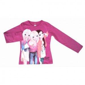 Camiseta de #TopModel Friends magenta, por sólo 7.83€!