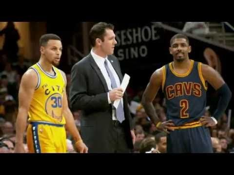 Stephen Curry vs. Kyrie Irving Crossover Duel