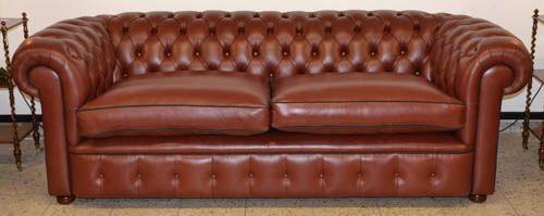 Das Traditional De Luxe Chesterfield - ein Traum von einem Sofa!