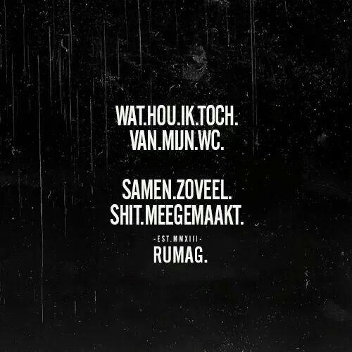 Wc #rumag