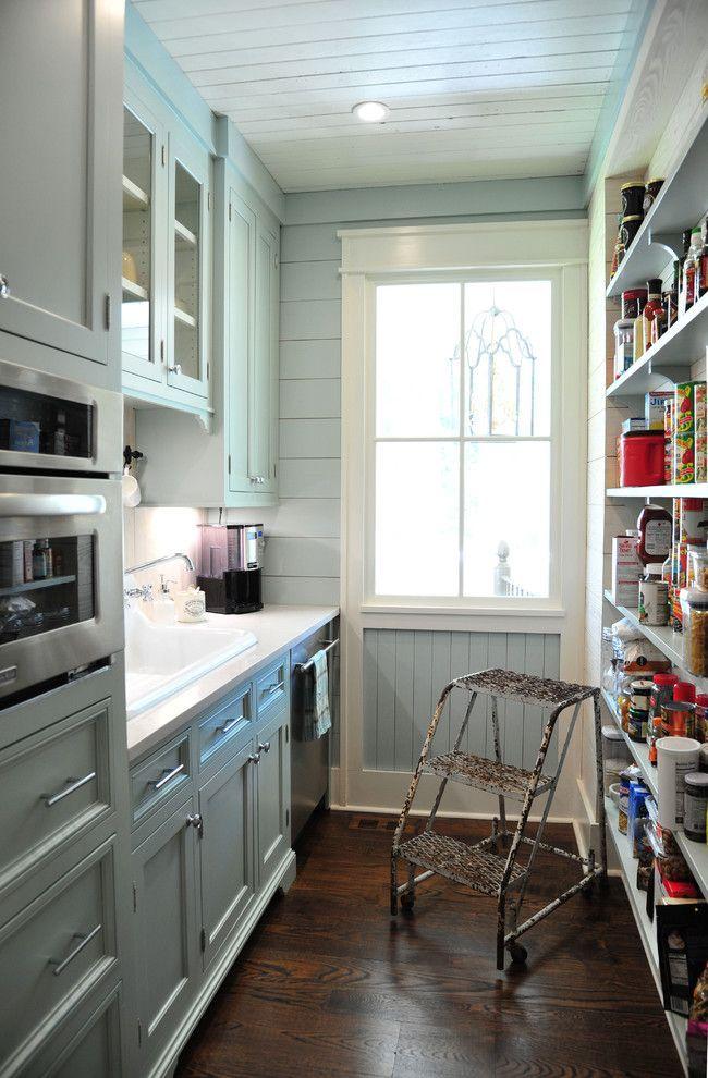 Small Galley Kitchen Storage Ideas