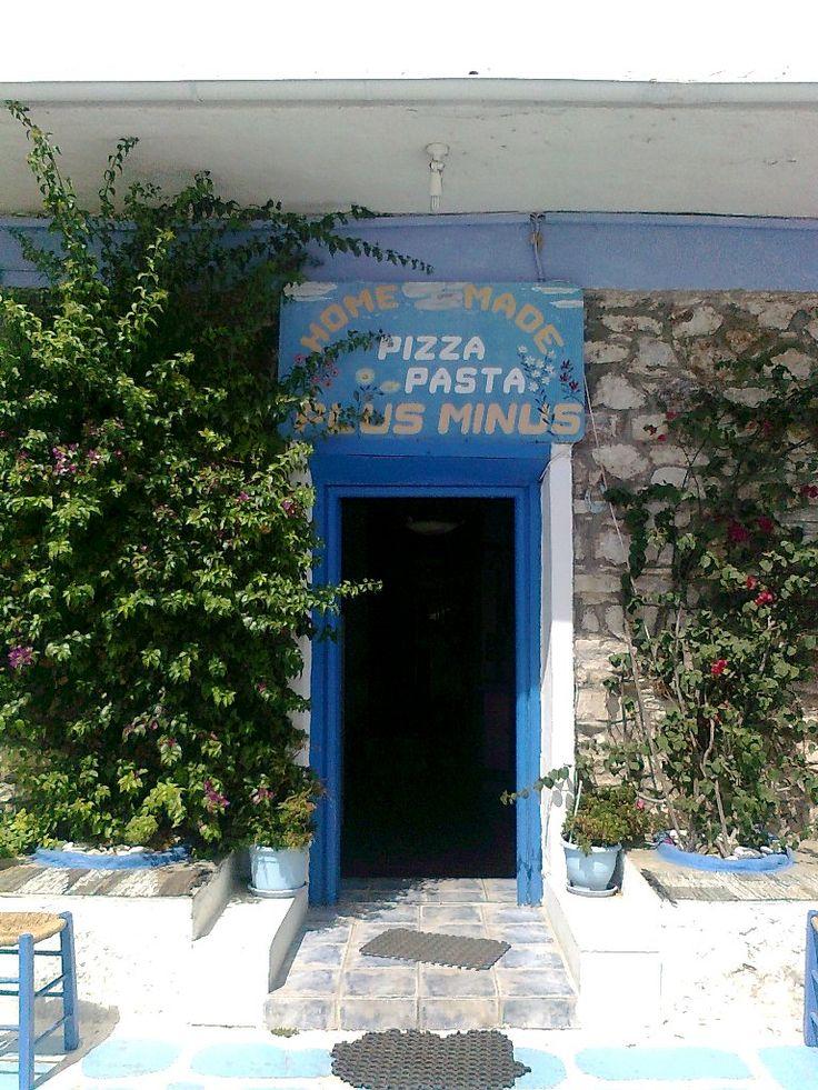 Limenaria - Thassos - Řecko