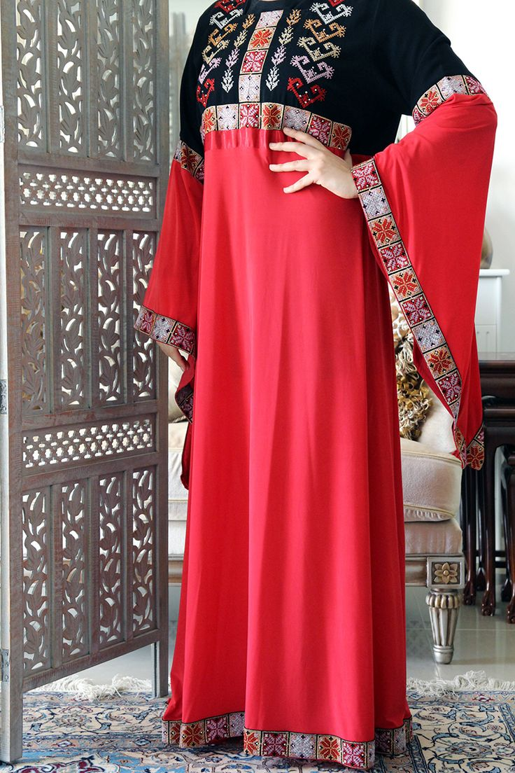 Jordanian Kaftan | Arabesque – Elegance By Design