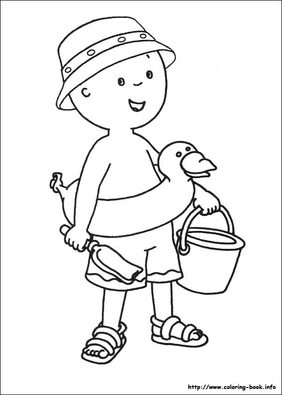 250 best Caillou images on Pinterest | Caillou, Printables and ...