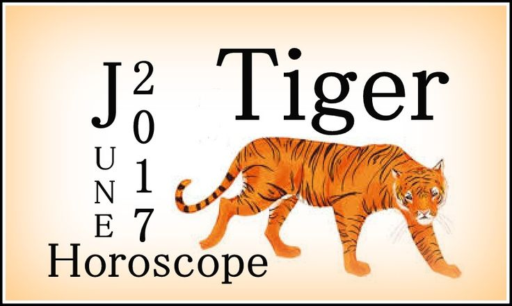 Tiger Horoscope June 2017  Watch on YouTube https://www.youtube.com/watch?v=7w8ptSOoP7g