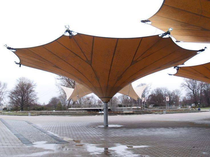 Tanzbrunnen - Frei Otto - Cologne, Germany