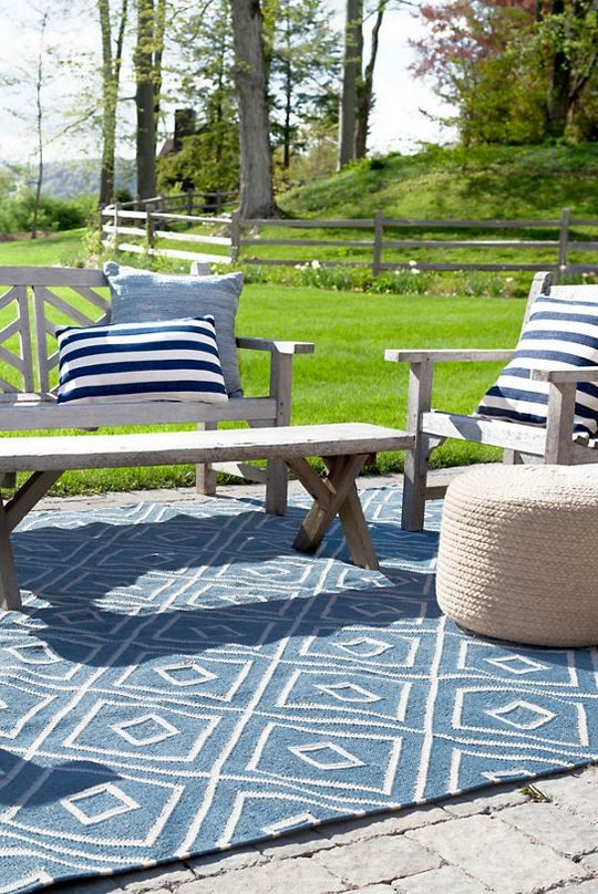 PET Indoor/Outdoor Rugs by @dashandalbert