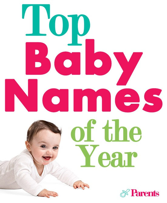 The Best Name: Top Baby Names Of The Year—Revealed!
