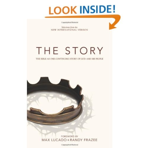 The Story,NIV: The Bible as One Continuing Story of God and His PeopleWorth Reading, Greatest Stories, God, Hurts People, Book Worth, Niv, Continuous Stories, The Bible, Rescue Lost