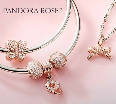 A rose isn't just a rose - PANDORA rose collection