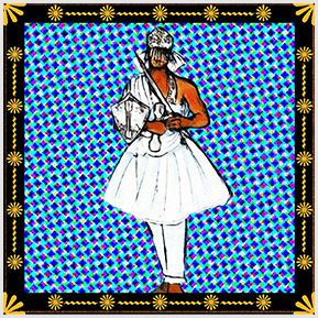 Oxaguian - Quadrinhos confeccionados em Azulejo no tamanho 15x15 cm.Tem um ganchinho no verso para fixar na parede. Inspirados em deuses do Candomblé e Umbanda. Para entrar em contato conosco, acesse: www.babadocerto.com.br
