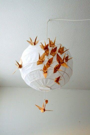 Decorazioni origami