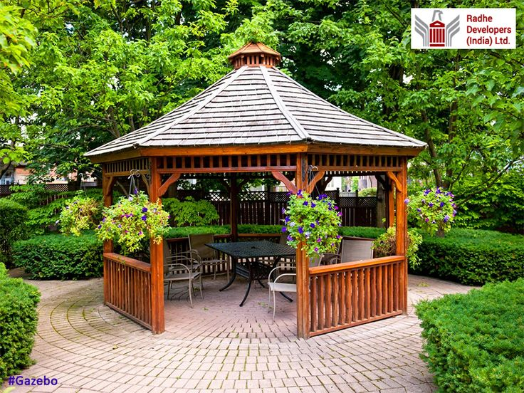 20 best Gazebo images on Pinterest | Garden arbor, Garden gazebo and ...