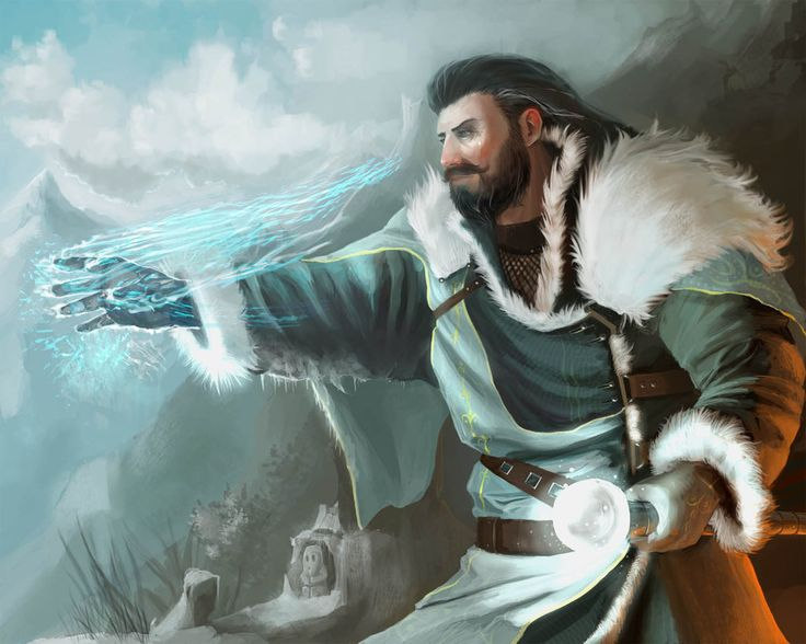 wizards and mages | Digital Art / Drawings / Fantasy ©2008-2012 ~ WarNick