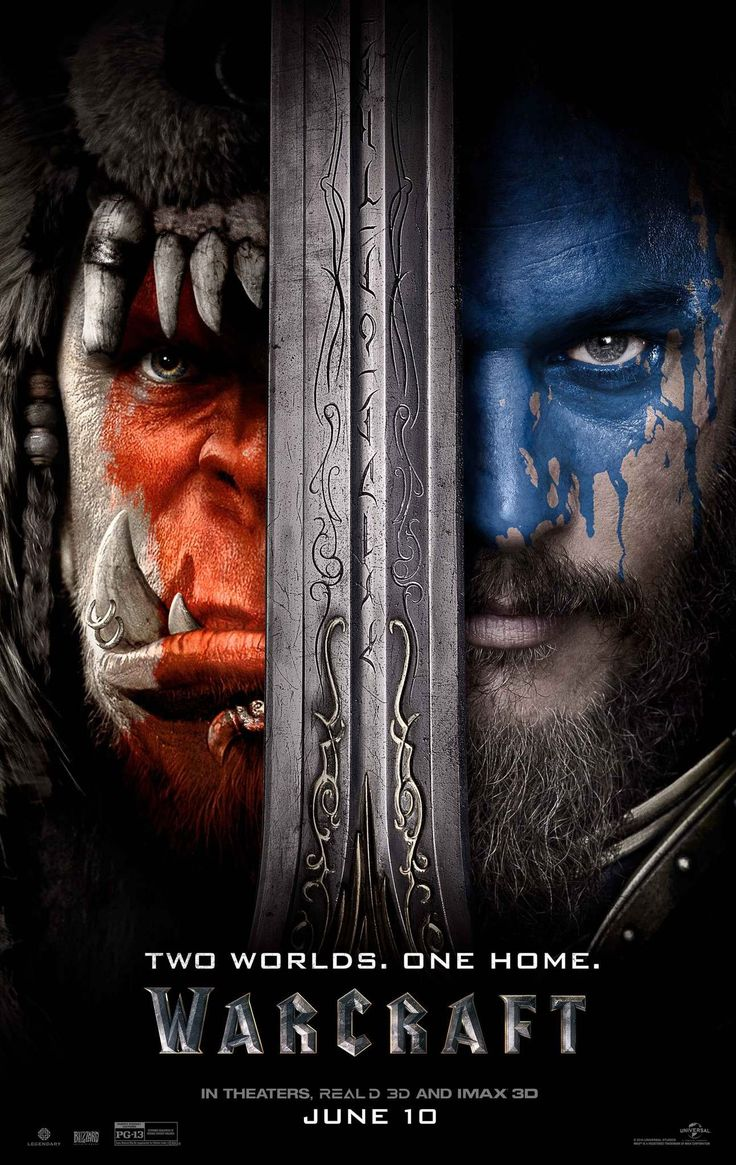 Warcraft (2016) Film Poster