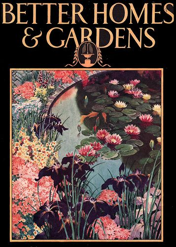 Better Homes And Gardens Magazine June 2017 Edition: 17 Best Images About Vintage Illustration Or Advertising