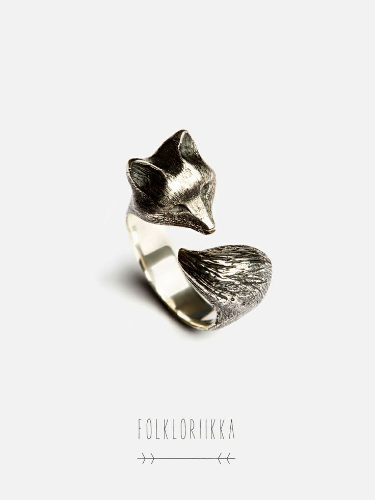 Fox Ring - The Familiars by Folkloriikka