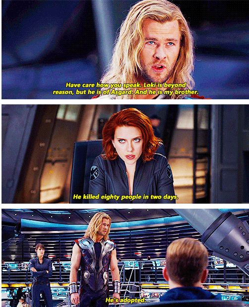 the avengers one of the best quotes