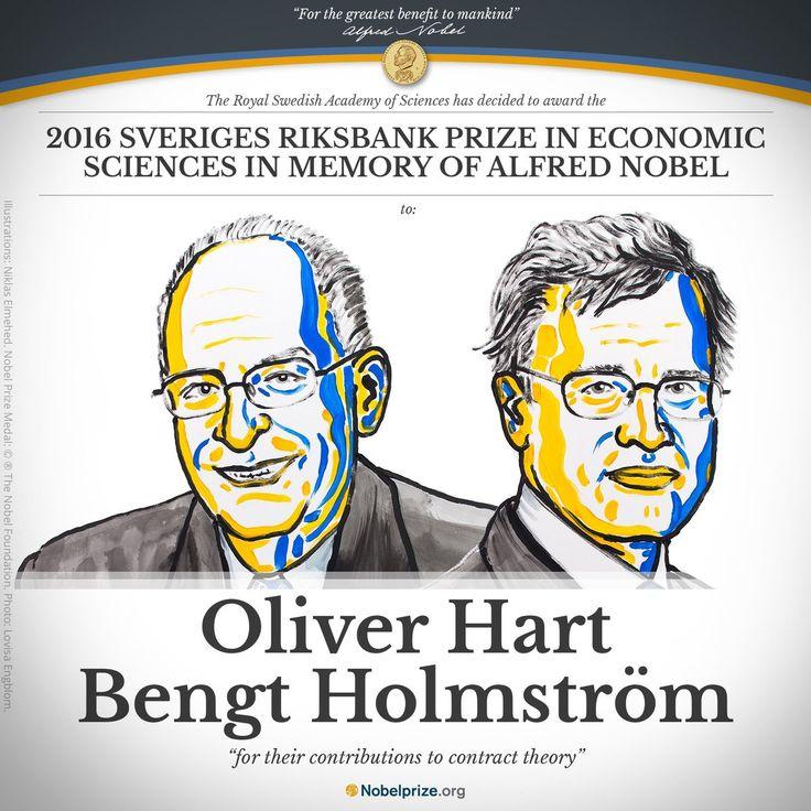 Friends, a shiny blogpost is here ✨ Premio Nobel Economia 2016