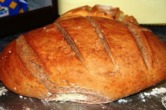 Recette de Pain à la farine de châtaigne : la recette facile