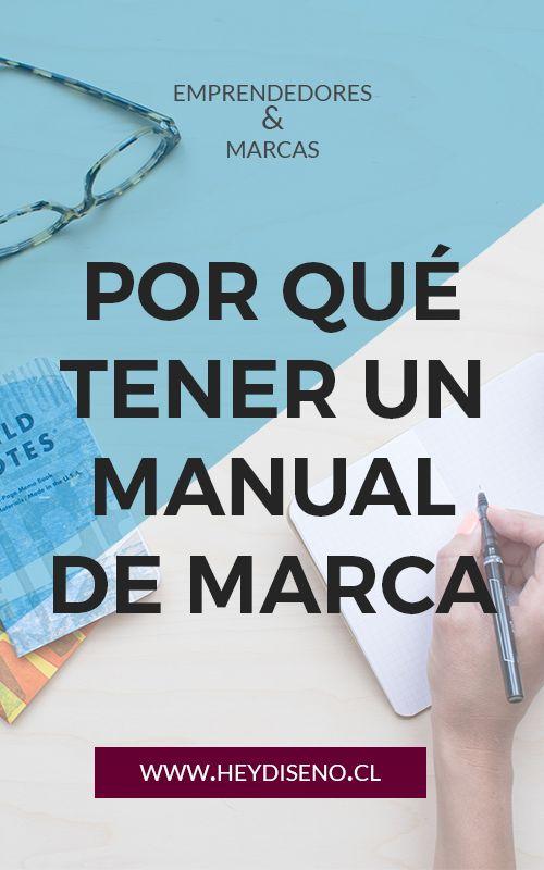 La importancia de crear un manual de marca para tu emprendimiento #branding #brandmanual