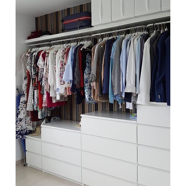 Furniture Source Philippines On Instagram 6 4 3 2 All The Way It S A Malm For Me If You Ve Got Closet Goals Like This Now S The Time To Get That Drawer Y