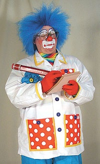 Caring Clown doctor