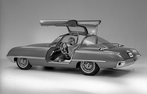 Ford Cougar Concept Car, 1962