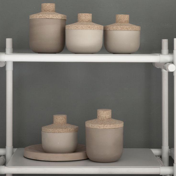 Menu Stone Storage Jar by Norm Architects