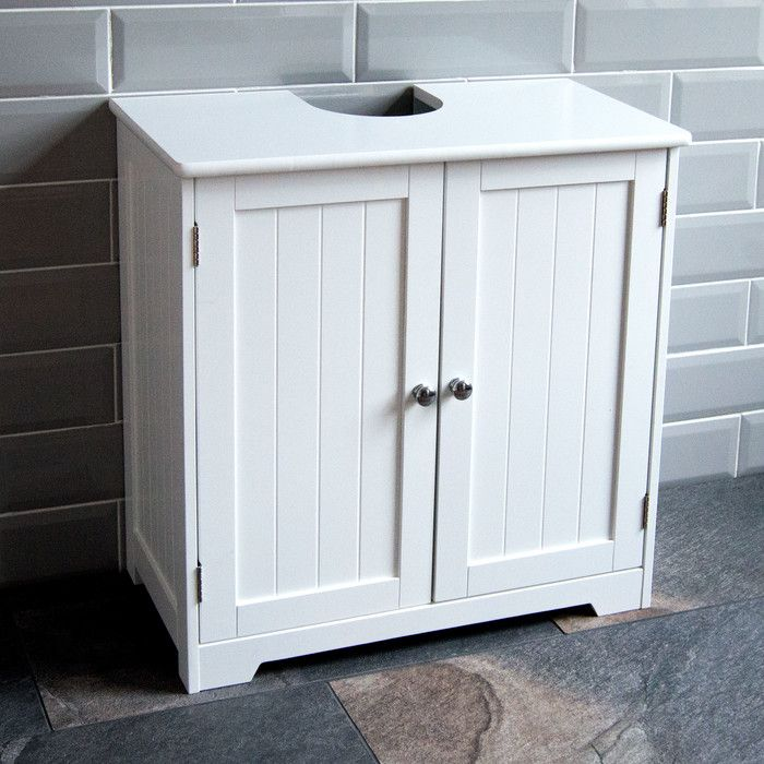 Priano Bathroom Sink Cabinet Under Basin Unit Cupboard Storage Furniture White In Home Furniture Diy Furniture Cabinets Cupboards