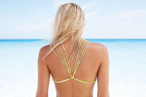 Mikoh Swimwear #swimwear  Love this!!!Bikinis Tops, Swimsuits, Beach Ready, Bath Suits, Swimming Suits, Koh Swimwear, Tans Line, Beach Time, Summer Tops