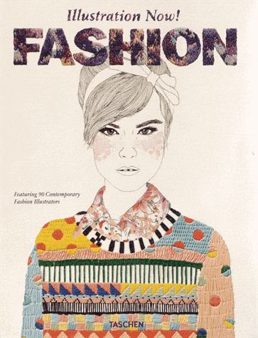 illustration now ! fashion - julius wiedemann - taschen