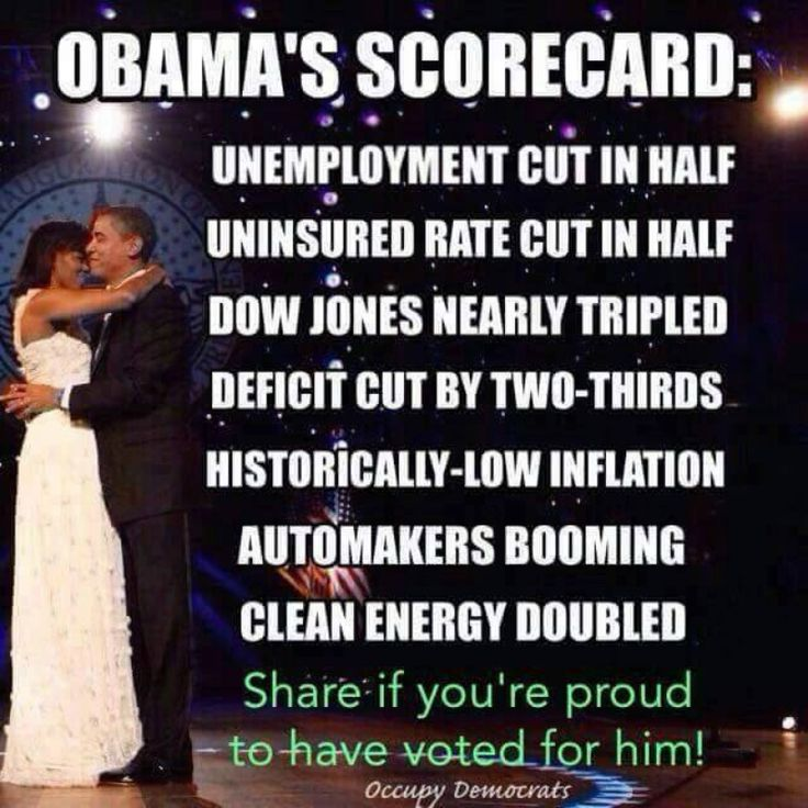 Ridiculous Liberal Meme on Obama's Record Blown to Bits With Facts