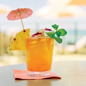 From Sunset magazine ~ Taste the islands ~ Mai Tai