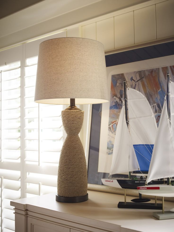 35 Best Images About Coastal Style Lamps On Pinterest