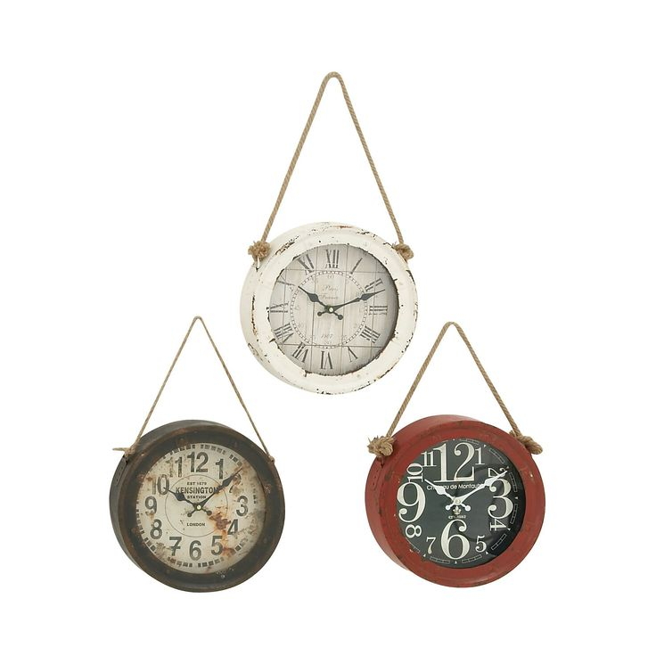 Enthrallingly Styled Wall Clock