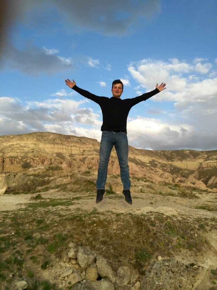 Çavuşin Kapadokya