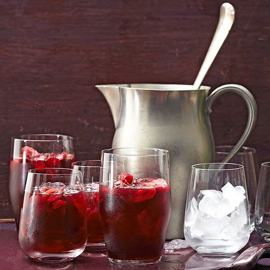 Apple-Cinnamon Winter Sangria | Recipe | Summer, Winter ...