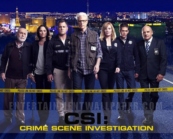 CSI: Crime Scene Investigation - This will always favorite CSI