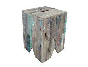 Prahu Box Stool