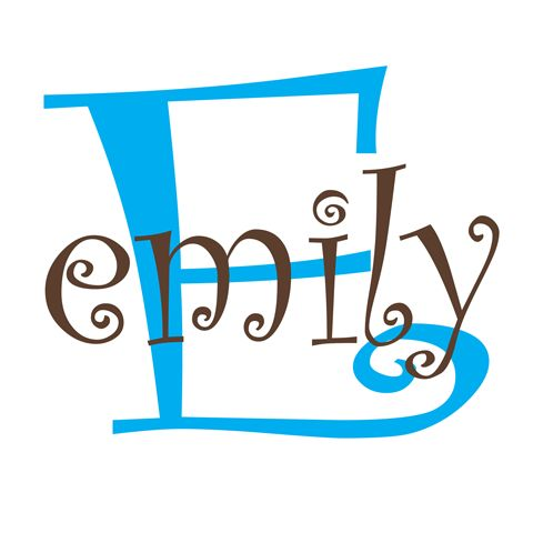38 best emily images on pinterest alphabet soup letter e and pictures of the name emily fandeluxe Epub