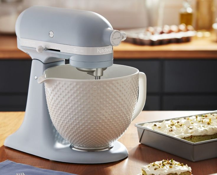 Kitchenaid just released a retroinspired mixer color to