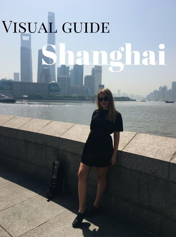 Visual guide – Shanghai  #Shanghai #China