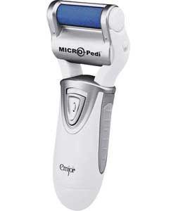 Emjoi Micro-Pedi Hard Skin Remover. http://www.argos.co.uk/static/Product/partNumber/4384708.htm