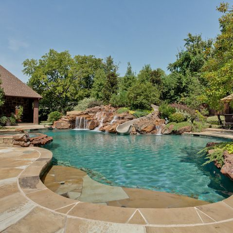 109 Best Images About Pools On Pinterest Traditional