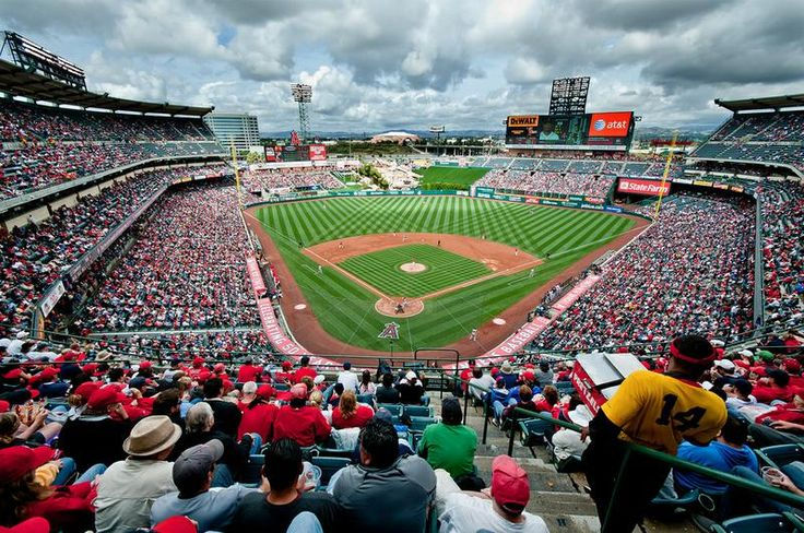 Attend a Game at All 30 MLB Baseball Parks, USA & Canada - TripBucket