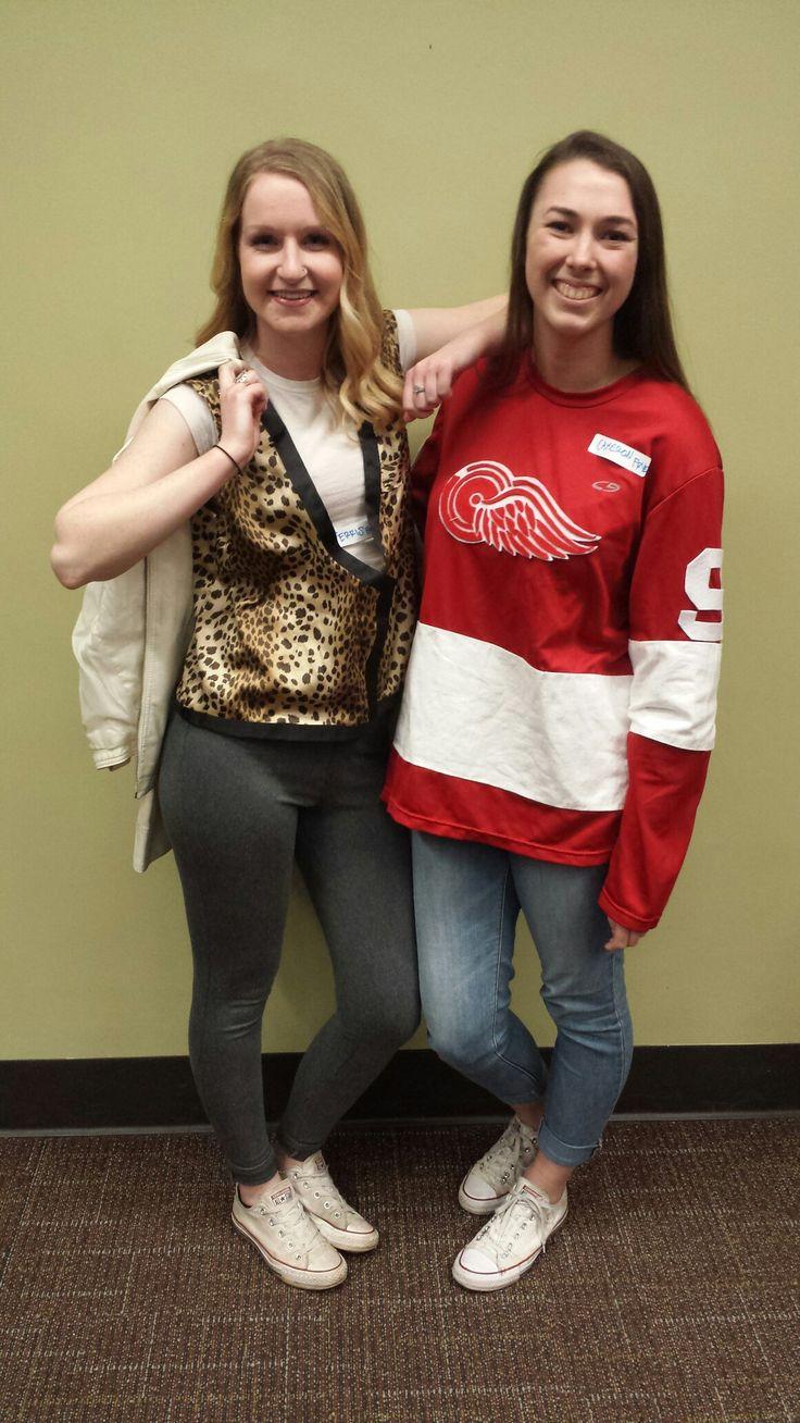 Ferris Bueller's Day Off. Ferris Buller and Cameron Frye. Best friend costume.