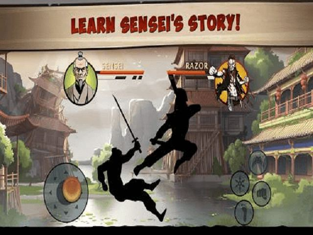 Cach Download Hack Shadow Fight 2 Game Google Play Opera