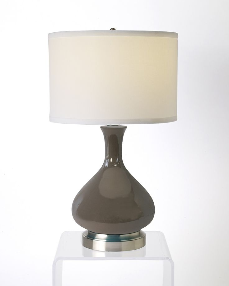 Bartlett Peppercorn Cordless Lamp - Made in the USA