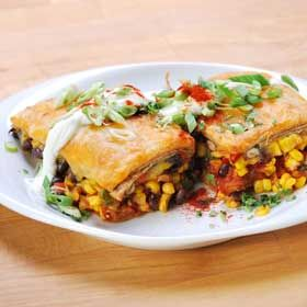 Mexican Tamale Casserole, a recipe from ATCO Blue Flame Kitchen.